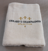 Gerards Champagner Selection Handtuch Creme