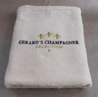 Gerards Champagner Selection Duschtuch Creme