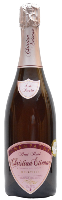 Champagne Christian Etienne La Rosee Rose