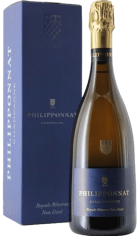 Champagne Philipponnat Royal Reserve Brut Nature Geschenkpackung