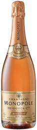 Champagne Heidsieck & Co Monopole Rose Top