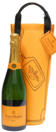 Champagne Veuve Clicquot Brut Geschenkverpackung Shopping Bag