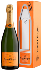Champagne Veuve Clicquot Brut Massage Magnetic Arrow